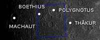 approximate Polygnotus image boundary