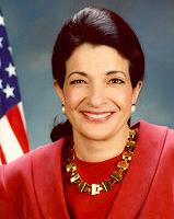 Senator Olympia Jean Snowe McKernan
