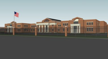 Lee High School now needs a $600K security fence