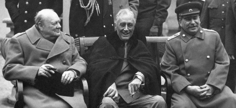 fdr and stalin relationship